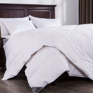 Oeko Certified Hotel White Duck Down Duvet Quality Inner Duvet pictures & photos