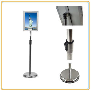 Store Entrance Adjustable Poster Board pictures & photos