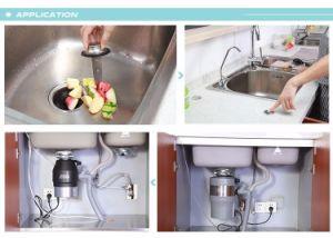 American Standard 3/4 HP Kitchen Waste Garbage Disposer pictures & photos