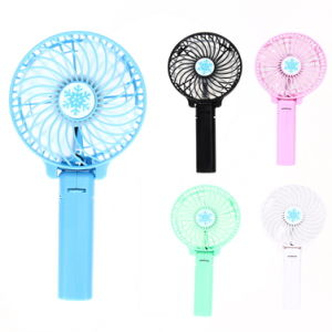 Desktop Handheld Fan Micro Cooling Foldable Mini Fan for Office pictures & photos