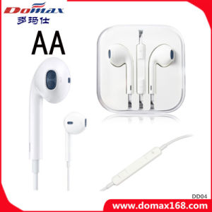 Mobile Phone Accessories Earbud Earphone for iPhone with Microphone pictures & photos