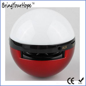Pokemon Go Ball Bluetooth Mini Speaker with LED Light (XH-PS-644) pictures & photos