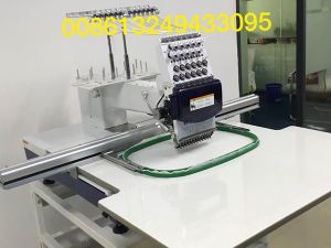 Feiya Embroidery Machines Single Head Big Area Wy1201cl pictures & photos