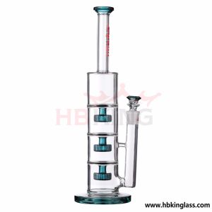 OEM/Wholesale Recycler Glass Smoking Water Pipes Tobacco Smoking Pipes pictures & photos