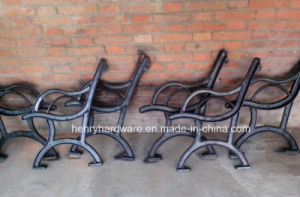 Cast Leg of Park Bench or Garden Chair pictures & photos