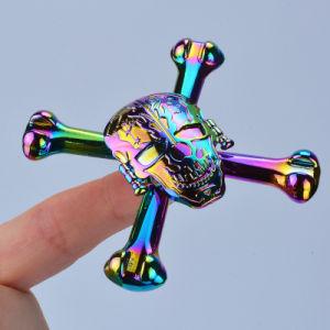 Dazzle Color Nine Bead Zinc Alloy Toy Fidget Hand Spinner pictures & photos