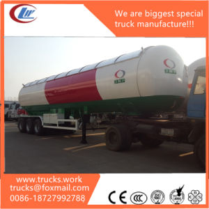 60000liters 3unit BPW Axles Propane Gas LPG Tank Trailer pictures & photos