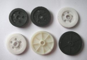 Electronic Painted Plastic Parts Made by POM, PVC, PP, PS, ABS, TPE, PC pictures & photos