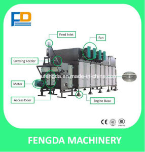 Floating Fish Feed Dryer for Animal Feed Drying Machine pictures & photos