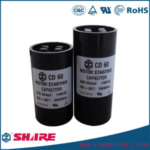 CD60 Motor Start Capacitors pictures & photos