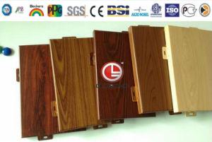 4D Wood Composite Panels for Interior Decoration. pictures & photos