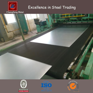 Hot DIP Cold Rolled Galvanized Steel Sheets (CZ-S22) pictures & photos