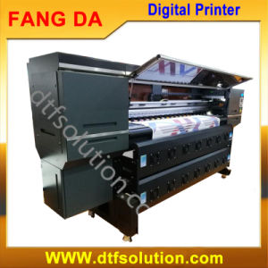 High Speed Digital Four Heads Sublimation Printer pictures & photos