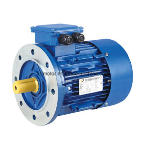 200kw, 4-Pole Ie2 Series 3-Phase Asynchronous Cast Iron Housing Induction Motor pictures & photos