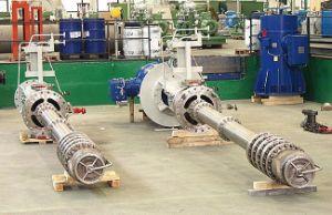 JC Series Long Line Shaft Deep Well Pump pictures & photos