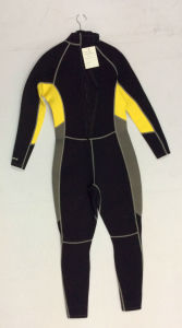 Men′s 2/3mm Neoprene Long Sleeve Wetsuit (HX-L0059) pictures & photos