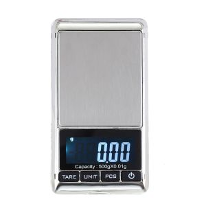 Hostweigh Hot Selling Ultra Mini Jewelry Digital Pocket Scale pictures & photos