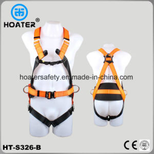 5 Piont Full Body Safety Harness/ Harness/Fall Protection pictures & photos