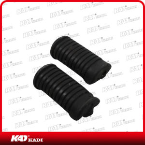 Durable Motorcycle Parts Motorcycle Footrest Rubber for Wave C100 pictures & photos