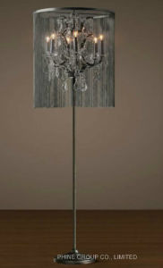 Crystal Modern Indoor Floor Lamp with Top Quality pictures & photos