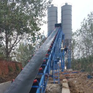 Hzs90 Belt Conveyor Concrete Cement Batching Plant Better Produce pictures & photos