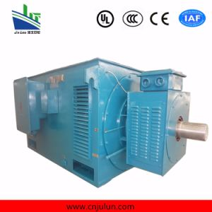 Yr High Voltage Slip Ring Three Phase Electric Induction AC Asynchronous Motor IP23/IP54 pictures & photos