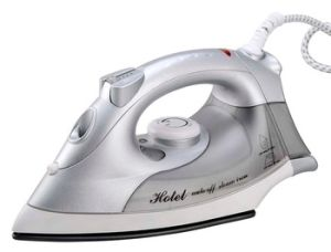 Hotel Use Non-Stick Silver Steam Iron with Ce Certificate pictures & photos