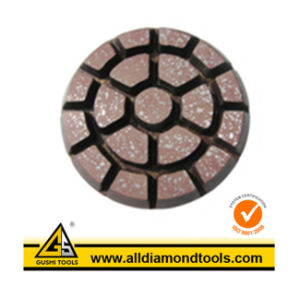 Diamond Concrete Floor Buffing Pads pictures & photos