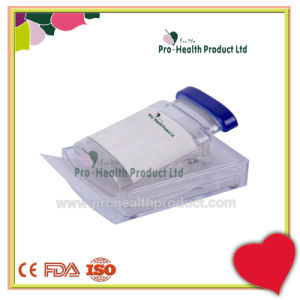 Plastic Pop Up Sticky Note Paper Dispenser pictures & photos