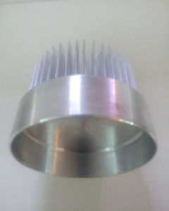 Processing Services LED Heat Sink Sz-2324 pictures & photos