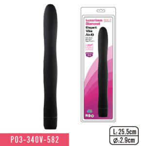 Sex Toy for Woman Slim Vibrator, Adult Sex Toy Massager pictures & photos
