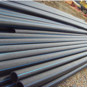 HDPE Buried Cable Protection Pipes pictures & photos