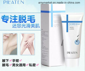 Pilaten Hair Removal Cream Mild Formula Silky Skin Depilatory Cream Unisex Hair Remover 100g pictures & photos