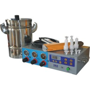 Portable Powder Painting Machine with Pulse Mode pictures & photos
