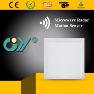 Great Quality 50W Microwave Radar Mition Sensor Panel Light pictures & photos