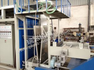 PP Film Blowing Machine with Rotary Die pictures & photos