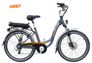 M267 Sine Wave Super Low Noise Ce En15194 Certified Electric Bicycle City E Bike Warranty 2 Years pictures & photos