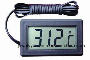 LCD Panel Mini Digital Thermometer pictures & photos