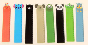 OEM Plastic Animal Designed Ruler for School and Office Stationery pictures & photos
