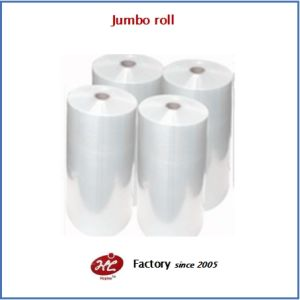 Color Stretch Film Jumbo Roll & Stretch Film Dispenser pictures & photos