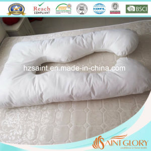 Wholesale White Pregnancy U Shaped Pillow pictures & photos