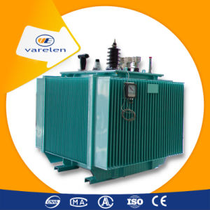 800kVA IEC Approved Free Maintenance Oil Immersed Transformers