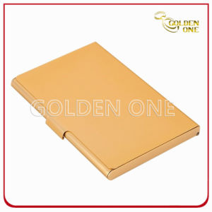 Wholesale High Printed Metal Business Name Card Holder pictures & photos