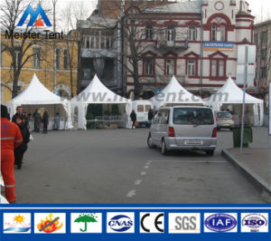 3-10m Span White Canvas Pagoda Party Event Tent Gazebo pictures & photos