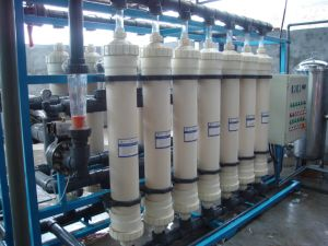 Pharmaceutical waste water treatment system - PVDF Outside-in UF membrane pictures & photos