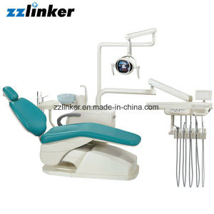 Ce Approved European Standard St-D302 Dental Unit Chair pictures & photos