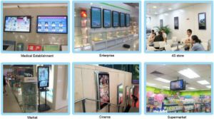 LCD Display/P7.62 Seven Colors Single Line LED Screen Display pictures & photos