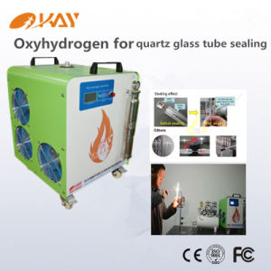 Laboratory Pharmaceutical Packaging Machines Quartz Glass Melting and Sealing pictures & photos