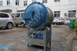 1300c Vacuum Electrical Crucible Furnace 250X500X250mm pictures & photos