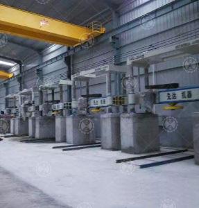 Yhqj-2500 Four Cylinder Column Slab Arc Slab Gantry Stone Cutting Machine pictures & photos